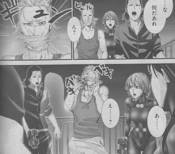 GANTZ G(ガンツG)ネタバレ 13話 画バレ ミラクルジャンプ11.jpg
