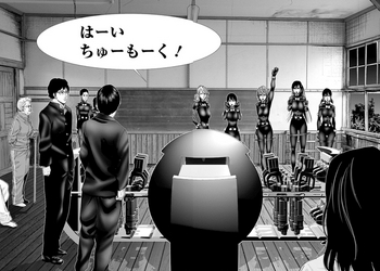 GANTZ G(ガンツG)ネタバレ 18話【最終話】画バレミラクルジャンプ43.JPG